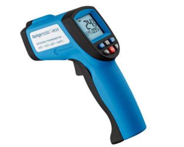Yüksek Hassasiyetli Kızılötesi Termometre Tempmate.®IR20