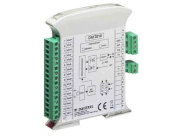 DAT 3580 MODBUS TCP Çevirici